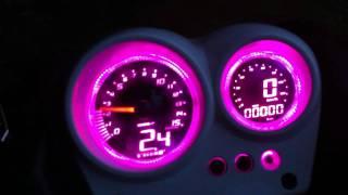 getlinkyoutube.com-Koso Tacho Digital Evo Aerox