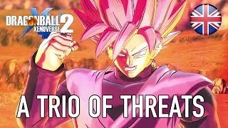 Dragon Ball Xenoverse 2 - DB Super Pack 3 Megjelenés Trailer