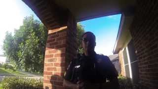 getlinkyoutube.com-Little Elm Sergeant Told Me Open Carry Is Disorderly Conduct