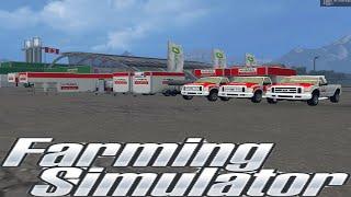 getlinkyoutube.com-Uhaul Equipment and Small Utility Trailer | Farming Simulator 15 Mod Showcase