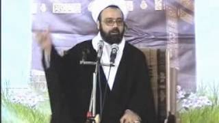 getlinkyoutube.com-Akhund daneshmand funny: rabetey khoda, sarbazi va zendan