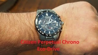 Citizen Perpetual Chrono - AT Review