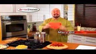 getlinkyoutube.com-Better Strainer Commercial Better Strainer As Seen On TV Featuring Marc Gill | As Seen On TV Blog