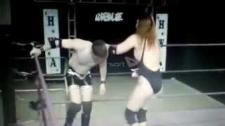 getlinkyoutube.com-intergender wrestling striking highlights 2