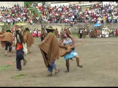 pisonay / curahuasi - carnavales abancay 2008
