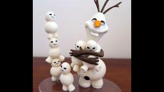 getlinkyoutube.com-Biscuit - Olaf e Snowgies