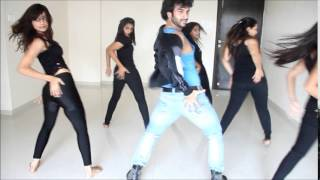 getlinkyoutube.com-Lovely Happy new year (Learn Dance steps) Devesh Mirchandani