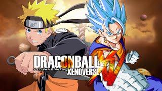 getlinkyoutube.com-Dragon Ball Xenoverse Mods   Naruto VS SSJGSSJ Vegito (Duels)