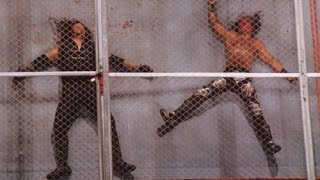 Undertaker vs Shawn Michaels HELL IN A CELL Badd Blood: In Your House