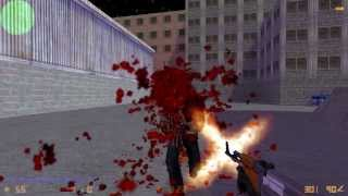 getlinkyoutube.com-COUNTER STRIKE 1.6 ZOMBIE WITH  (BOTS) ALBANIA-MAFIA ! ! !
