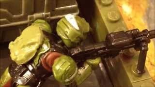 getlinkyoutube.com-Fallout (halo megabloks) stop motion pt 1/3
