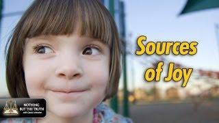 Sources of Joy