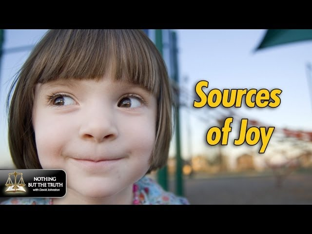 Sources of Joy