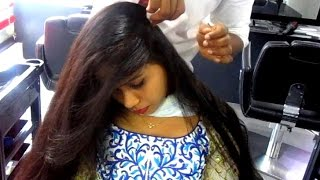 getlinkyoutube.com-4x Faster Hair Growth with Argan Oil Head Massage - Part 1