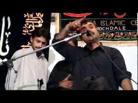 Zakir Qazi Waseem Abbas Majlis Rochdale UK 02-06-2011 Part 5 of 5