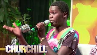 Owago Roasts Churchill show Guests -deleted scenes