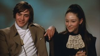 getlinkyoutube.com-Then and Now: Leonard Whiting and Olivia Hussey (1967)