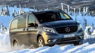 getlinkyoutube.com-2015 Mercedes-Benz Vito 4x4 Mixto