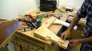 "getlinkyoutube.com-14"" bandsaw build: the frame"