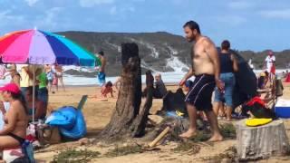 getlinkyoutube.com-BIG WAVES AT VEGA.BAJA.BEACH P.R