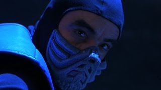 getlinkyoutube.com-Mortal Kombat - Liu Kang vs. Sub-Zero