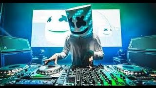 ALONE - MARSHMELLO karaoke version ( no vocal )  instrumental