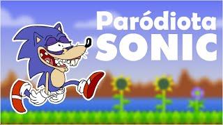getlinkyoutube.com-Sonic - Paródiota (Completo)