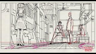 getlinkyoutube.com-como dibujar en perspectiva vista de oruga