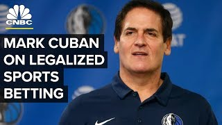 Mark Cuban On The Future Of Sports Betting | CNBC