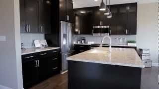 getlinkyoutube.com-Bridgeland Show Home - New Homes from Edmonton - Alquinn Homes