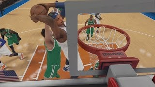 getlinkyoutube.com-NBA 2K15 PS4 My Career - Catch and 360!