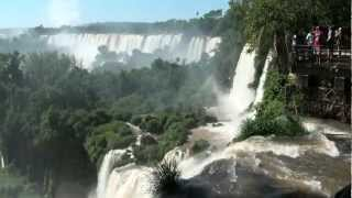 getlinkyoutube.com-Cataratas del Iguazu, Parque Nacional Iguazu - Misiones
