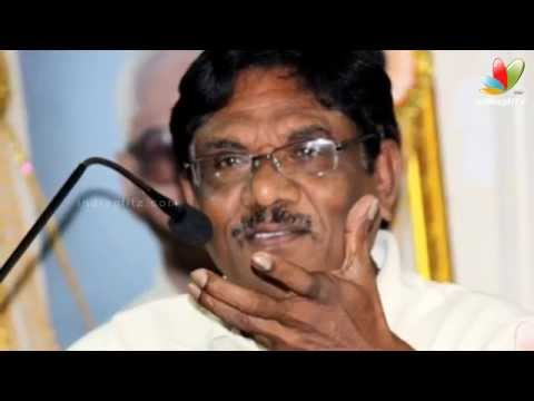 Bharathiraja clarifies on beating his heroines | Award Function | Cinema News, Suhasini