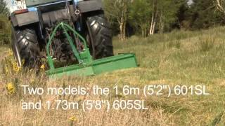 Major Equipment Grass Slasher