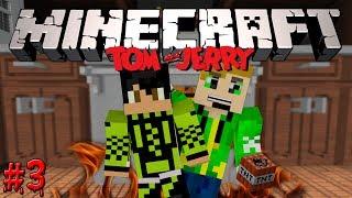 getlinkyoutube.com-Minecraft: Том и Джерри! #3 - Шаурма из Коти