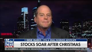 Gene Marks on Fox News 12/27/18