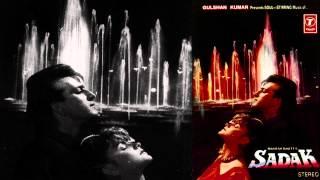 Mohabbat Ki Hai Tumhare Liye Full Song (Audio) | Sadak | Sanjay Dutt, Pooja Bhatt
