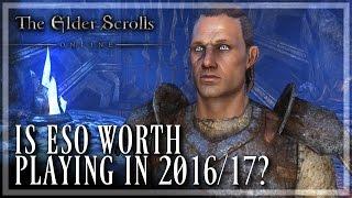 getlinkyoutube.com-ESO: Is It Worth Playing in 2016/2017? (Elder Scrolls Online | 1080p | PC)