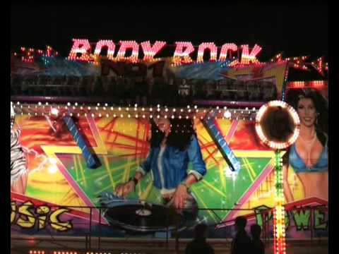 Nordisk Tivoli Park - Body Rock