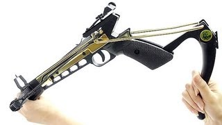 getlinkyoutube.com-Review: Cobra Crossbow Pistol
