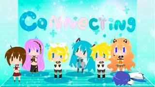 getlinkyoutube.com-【VOCALOID STUDIO】【보컬로이드 마우스】【7P Vocaloid】【7P ボーカロイド】 - Connecting 【 + See U 】