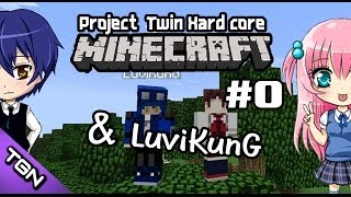 getlinkyoutube.com-[ Minecraft ] Project Twin Hard Core [ by LuviKunG ]