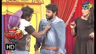 Hyper Aadi, Raising Raju Performance   Jabardasth   25th January 2018     ETV  Telugu