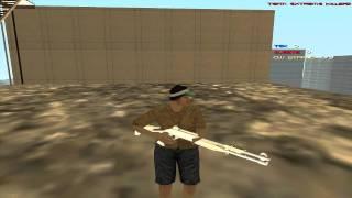 getlinkyoutube.com-~TeK^  Weapon Pack 2 GTA - SA || Download Link in Description