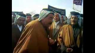 هوسات عشيرة البوعساف القريشية في فاتحة سيد مالك الياسري