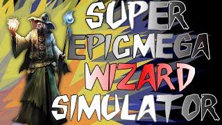 getlinkyoutube.com-SUPER EPIC MEGA WIZARD SIMULATOR | Ziggurat