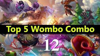 getlinkyoutube.com-Top 5 Wombo Combo League Of Legends #12 | Best League Of Legends Wombo Combo compilation