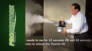Quick Cuts: Electro-Gen Thermal Fogger