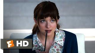 getlinkyoutube.com-Fifty Shades of Grey (1/10) Movie CLIP - A Little Curious (2015) HD