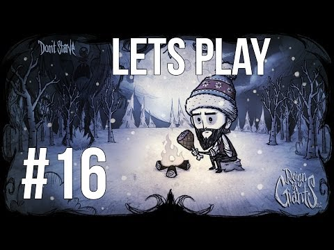 LETS PLAY DON'T STARVE | REIGN OF GIANTS | EPISODE 16